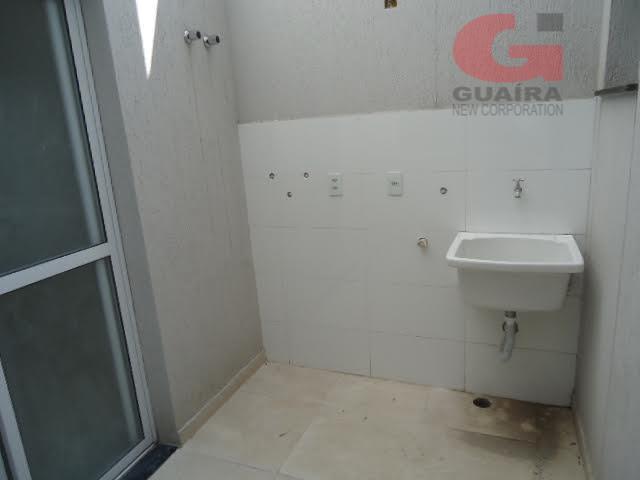 Apartamento de 2 dormitórios à venda em Vila Valparaíso, Santo André - SP
