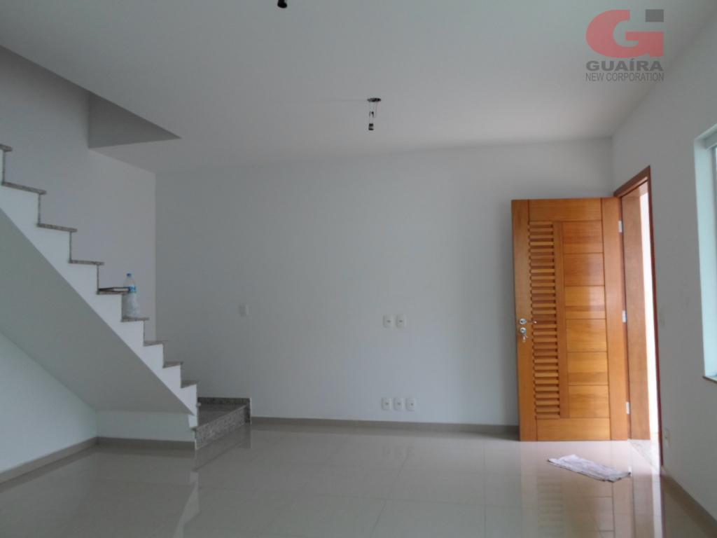 Sobrado de 3 dormitórios à venda em Vila Humaitá, Santo André - SP