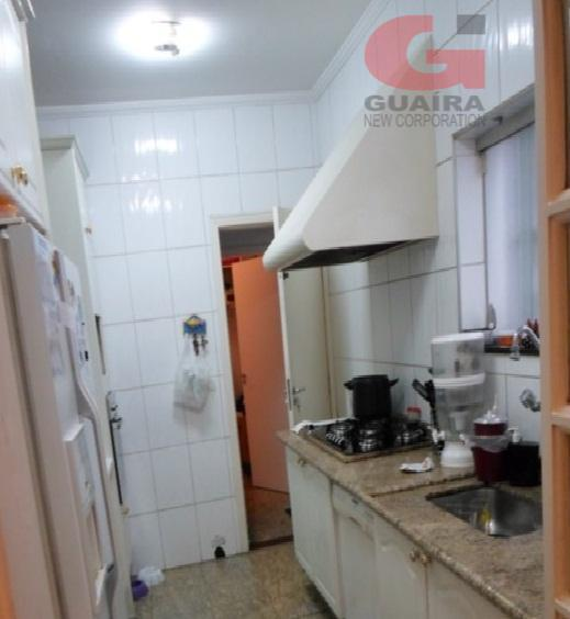 Sobrado de 3 dormitórios em Vila Alice, Santo André - SP