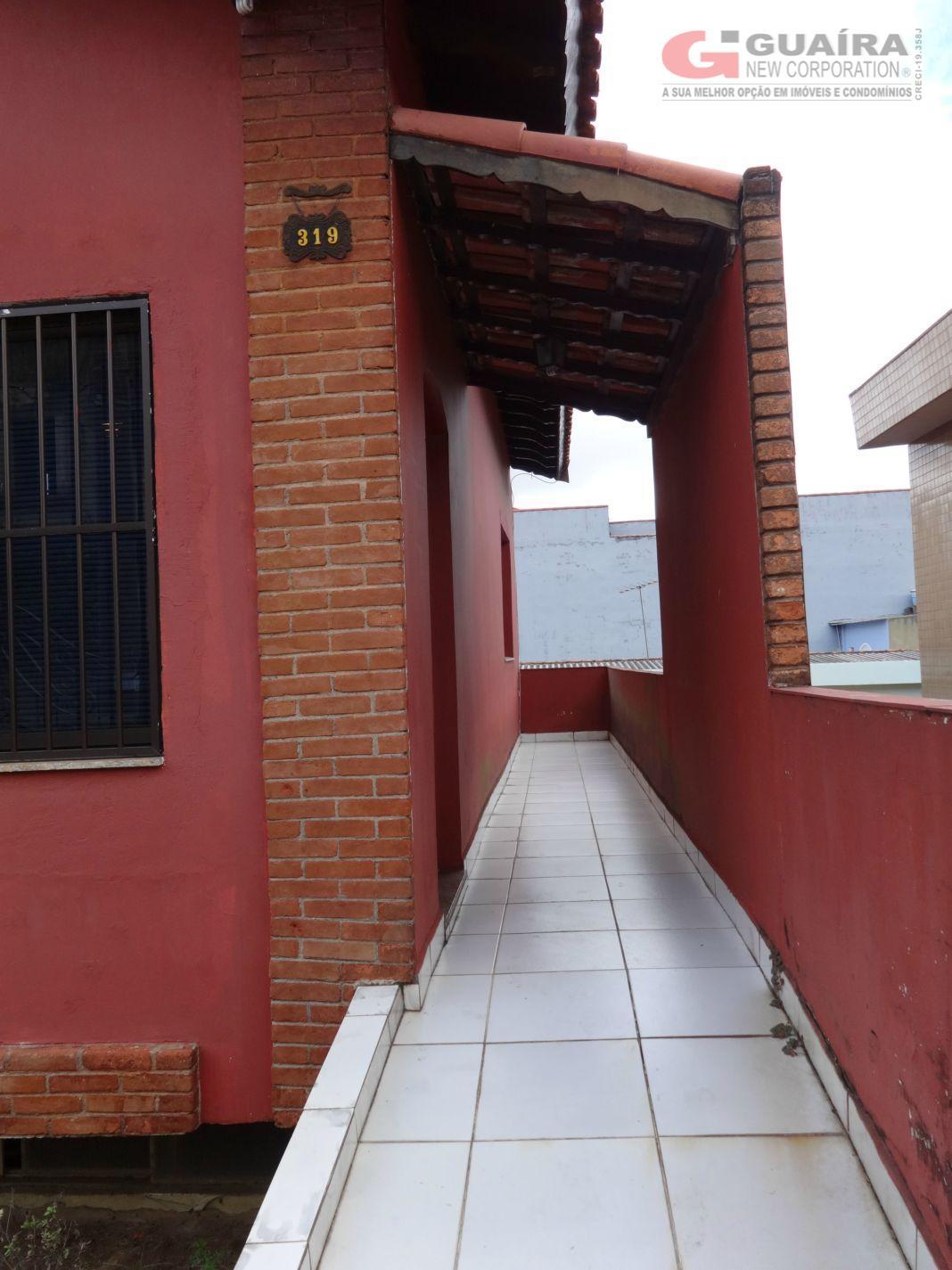 Casa de 3 dormitórios à venda em Campestre, Santo André - SP