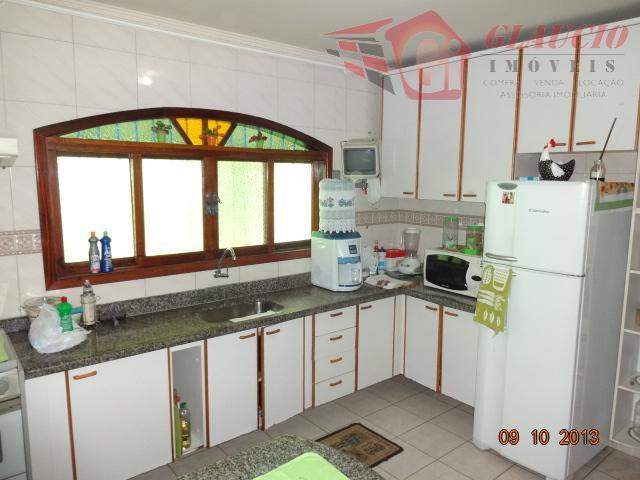 Sobrado residencial à venda, Jardim Monte Alegre, Taboão da Serra.