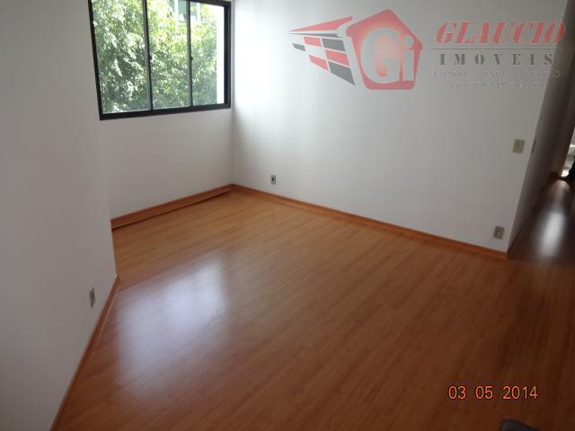 Apartamento  residencial para locação, Jardim Henriqueta, Taboão da Serra.