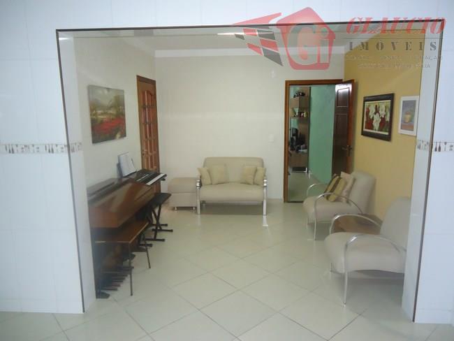 Sobrado residencial à venda, Jardim Três Marias, Taboão da Serra.
