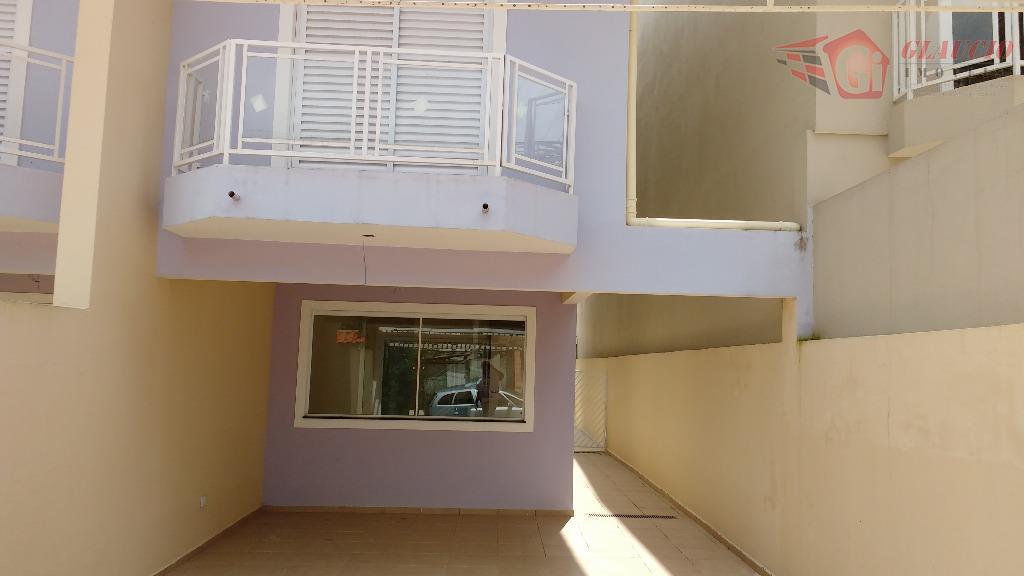 Sobrado  à venda,Condomínio Fechado,Jardim da Glória , Cotia.