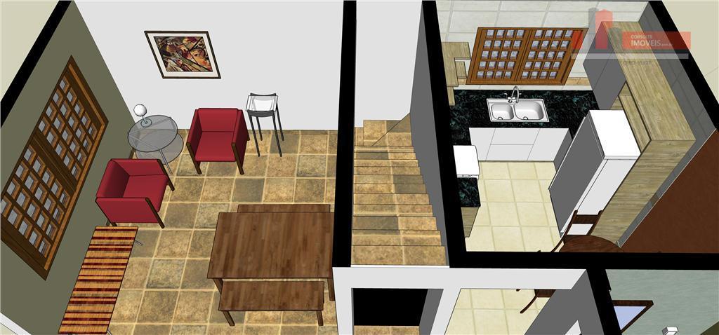 Total Imóveis - Casa 2 Dorm, Perdizes, São Paulo - Foto 4