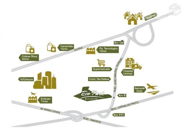 Residencial Ecopark Bourbon