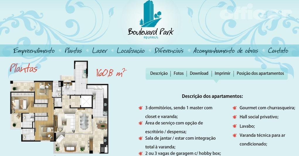 Boulevard Park Aquarius