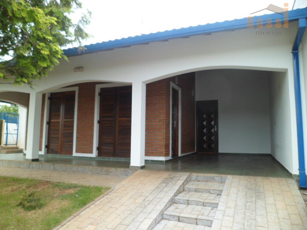 Casa residencial à venda, Vila Bossi, Louveira.