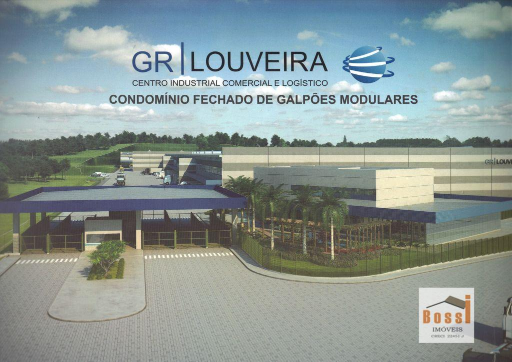 Galpão industrial para locação, Capivari, Louveira.