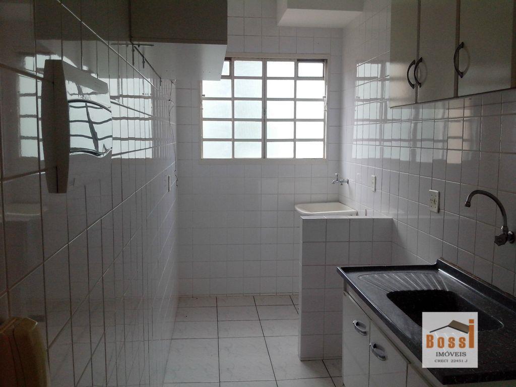 Apartamento residencial para locação, Jardim Bandeirantes, Louveira.