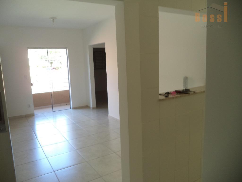 Apartamento residencial para venda e locação, Capivari, Louveira.