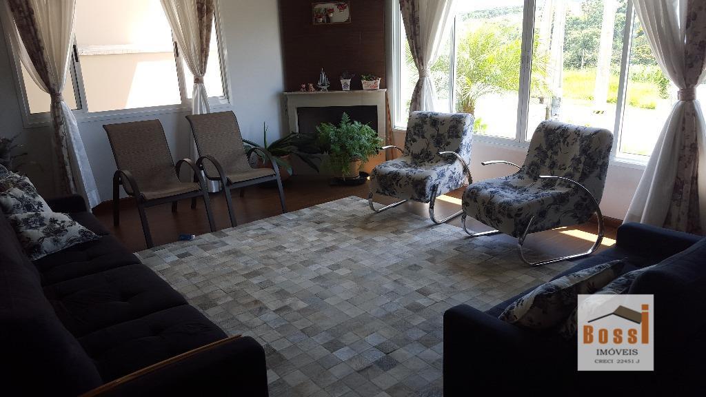 Casa residencial à venda, Condomínio Santa Isabel, Louveira.