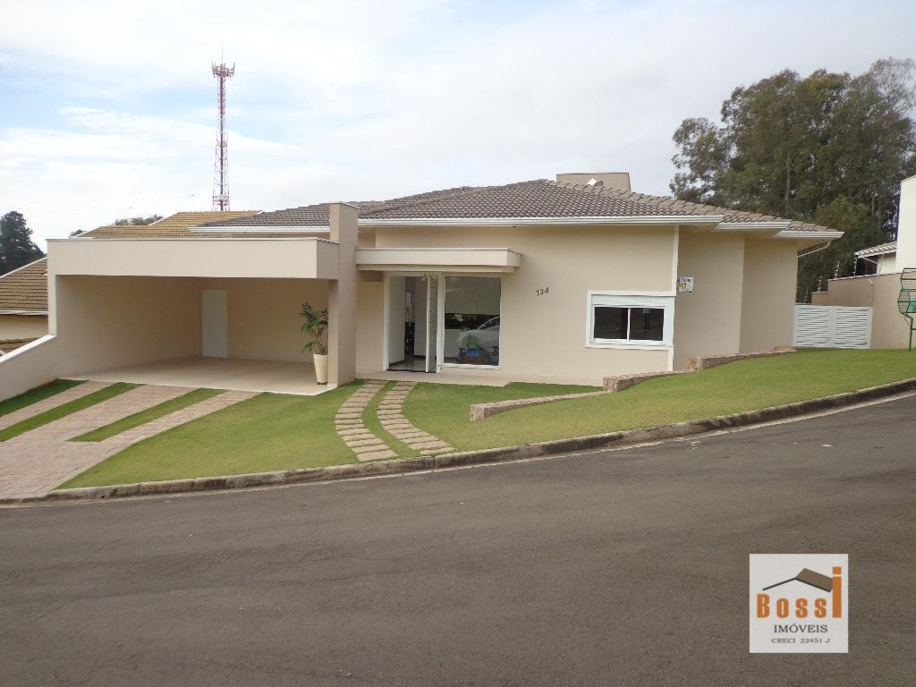 Casa  residencial à venda, Condomínio Residencial Villa monte verde , Vinhedo.