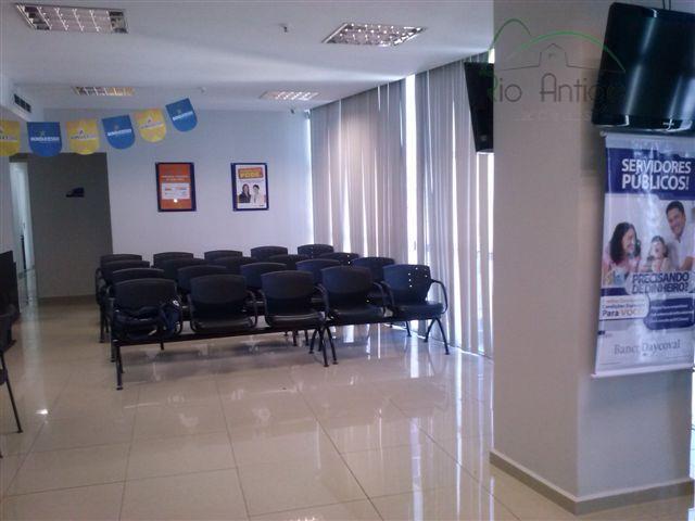 Sala Comercial - Avenida Rio Branco - Locação e Venda - Locação - Centro