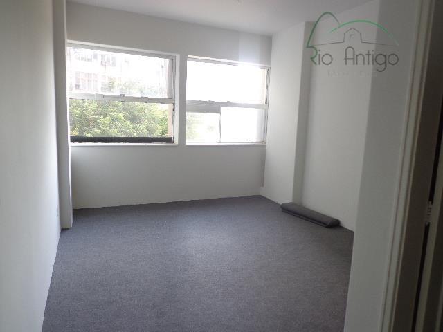 Sala Comercial - Avenida Almirante Barroso - Venda e Locação - Centro