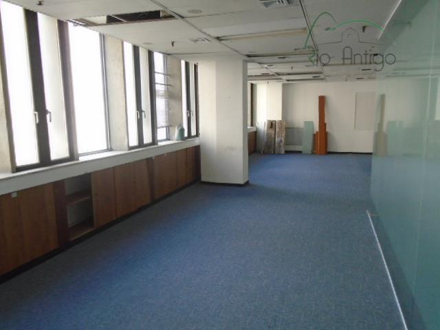 Sala Comercial - Avenida Almirante Barroso - Locação - Centro