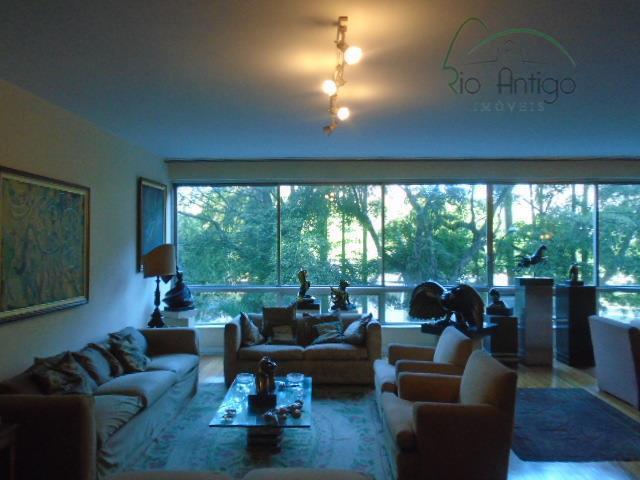 Apartamento - Avenida Rui Barbosa - Venda - Flamengo