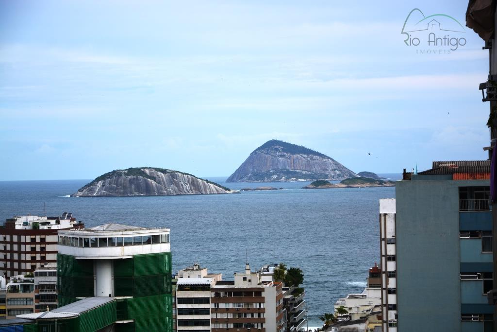 Apartamento - Rua Alberto de Campos - Locação - Ipanema