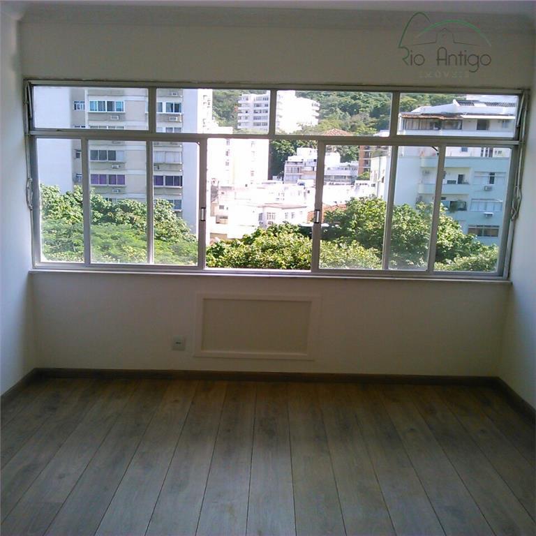 Apartamento - Rua Voluntários da Pátria - Venda - Botafogo