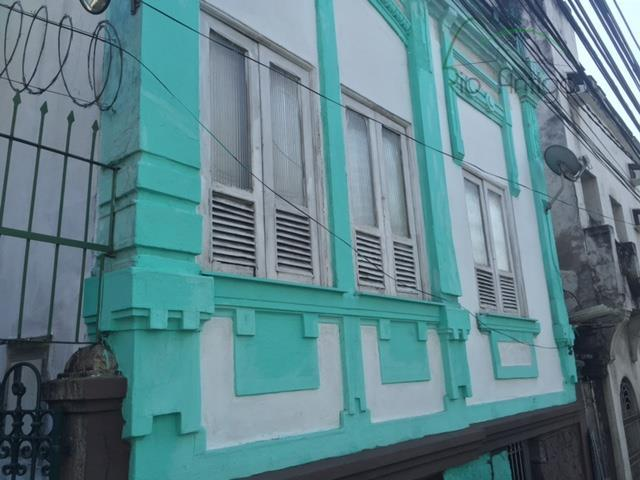 Casa Comercial - Rua João Ricardo - Locação - São Cristóvão