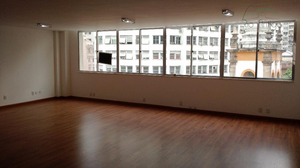 Sala Comercial - Rua Miguel Couto - Locação - Centro