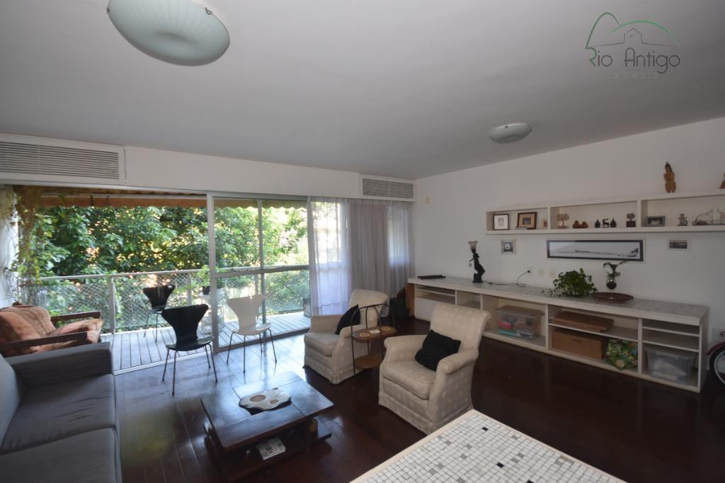 Apartamento - Rua Marechal Pires Ferreira - Locação - Cosme Velho