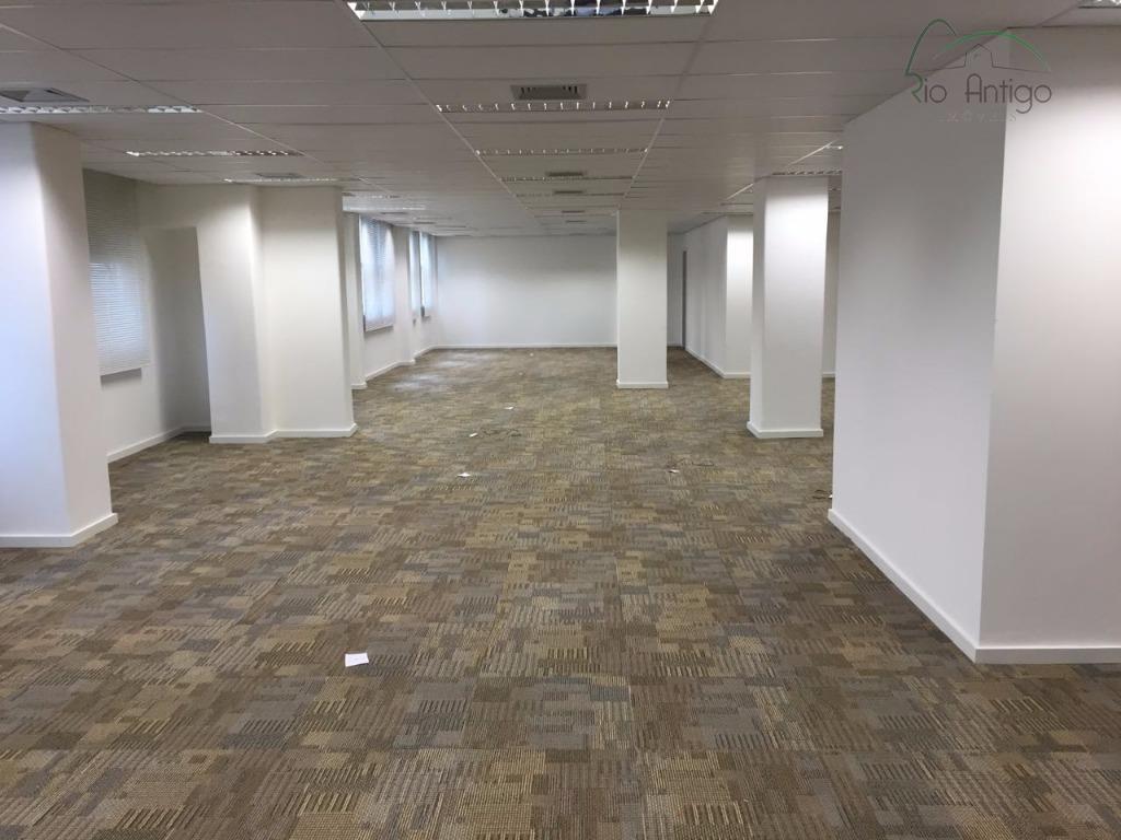 Sala Comercial -  Avenida Presidente Wilson - Locação - Centro