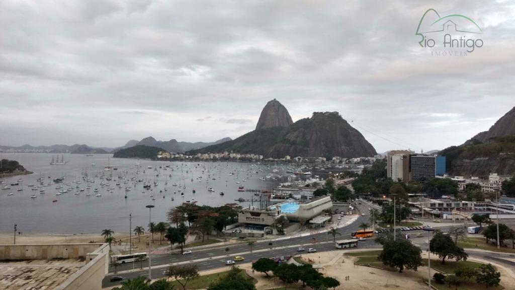 Sala Comercial - Praia de Botafogo - Locação - Botafogo