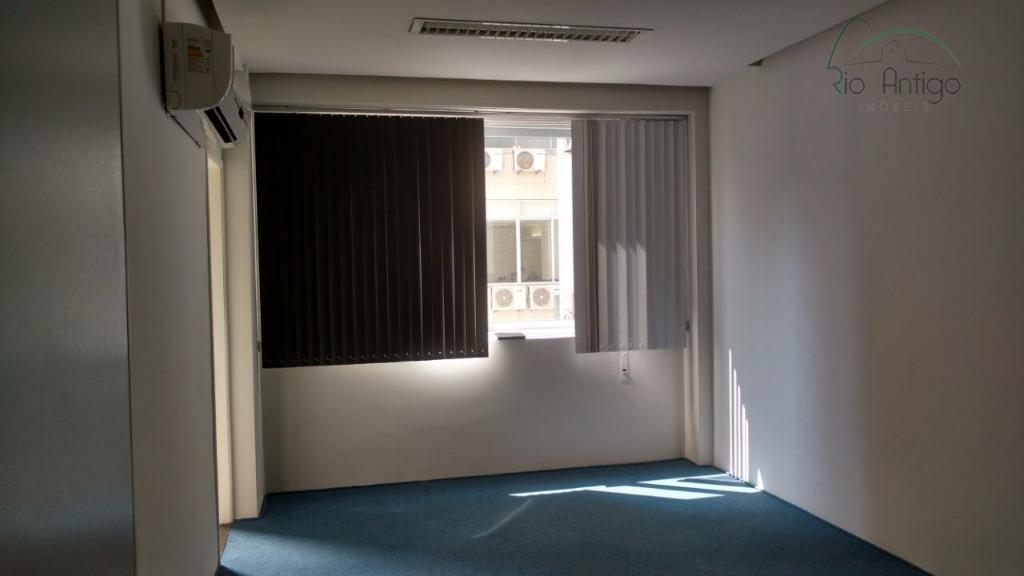Sala Comercial - Avenida Rio Branco - Venda e Locação - Centro