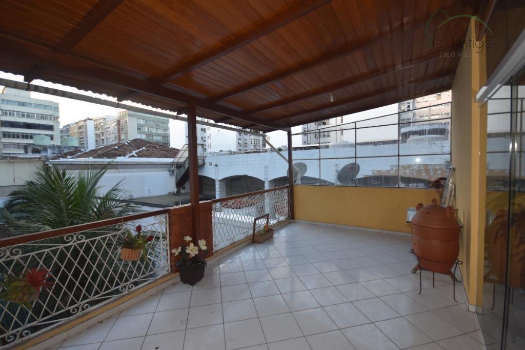 Casa Residencial - Rua Santa Clara - Venda - Copacabana