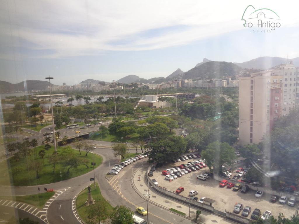 Sala Comercial - Avenida Marechal Câmara - Locação - Centro