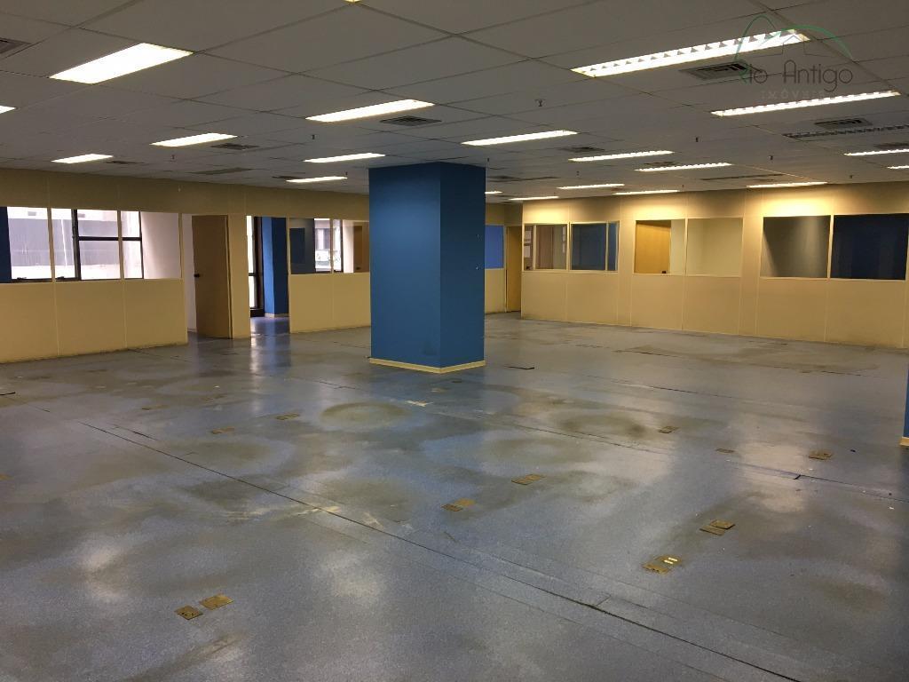Sala Comercial - Rua Rodrigo Silva - Venda e Locação - Centro