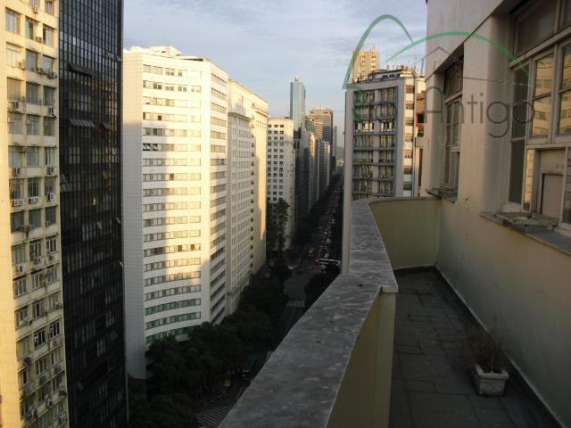Sala Comercial - Avenida Rio Branco - Locação - Centro