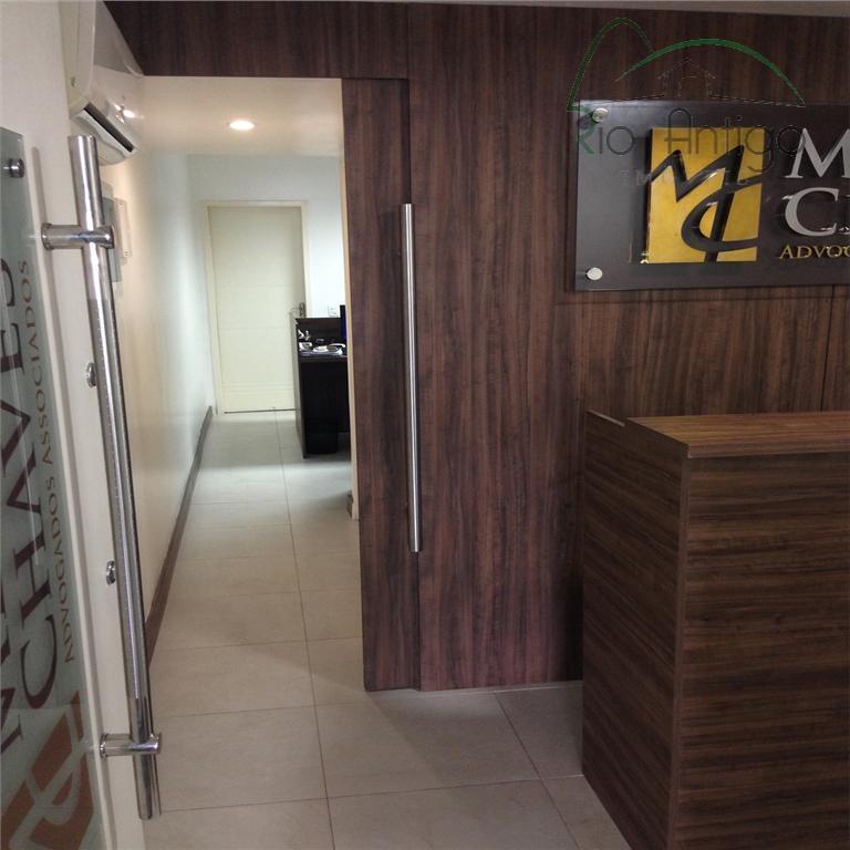 Sala  comercial à venda, Centro, Rio de Janeiro.