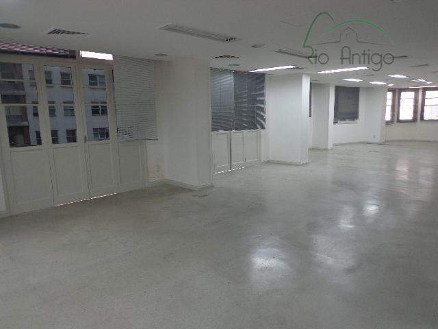 Andar Comercial - Avenida Rio Branco - Locação - Centro