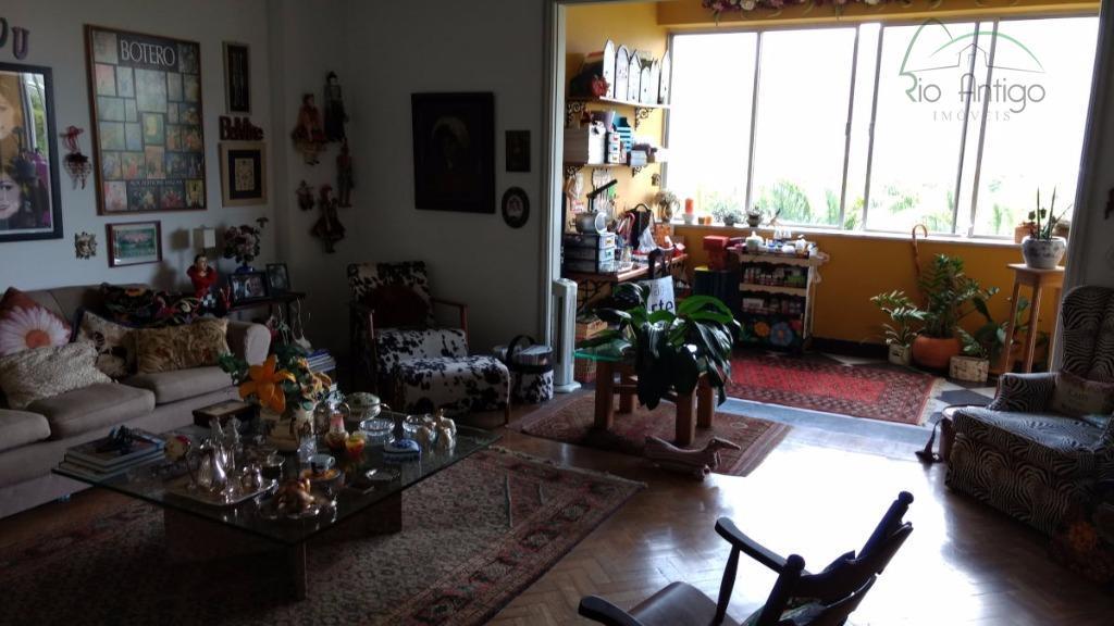 excelente apartamento com vista deslumbrante da enseada de botafogo, composto de hall de entrada, saleta no...