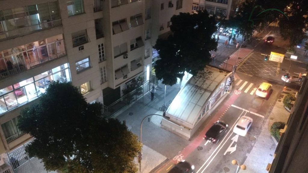 Apartamento - Rua Xavier da Silveira - Venda - Copacabana
