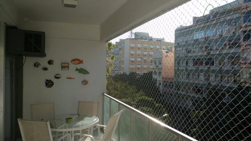 Apartamento - Rua Visconde de Pirajá - Venda - Ipanema