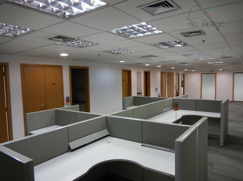 Sala comercial - R. da Assembléia - Locação - Centro