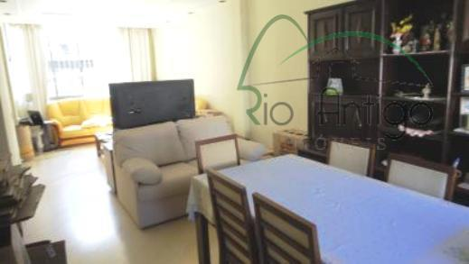 Apartamento residencial à venda, Copacabana, Rio de Janeiro - AP0234.