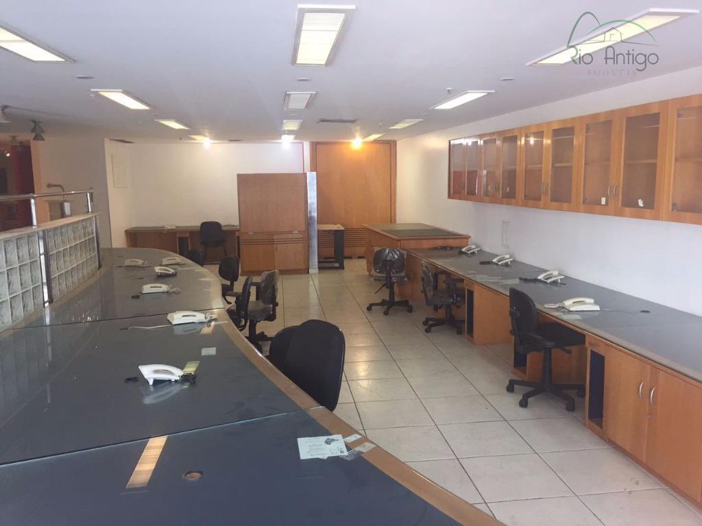 Sala Comercial - Avenida Rio Branco - Locação e Venda - Centro