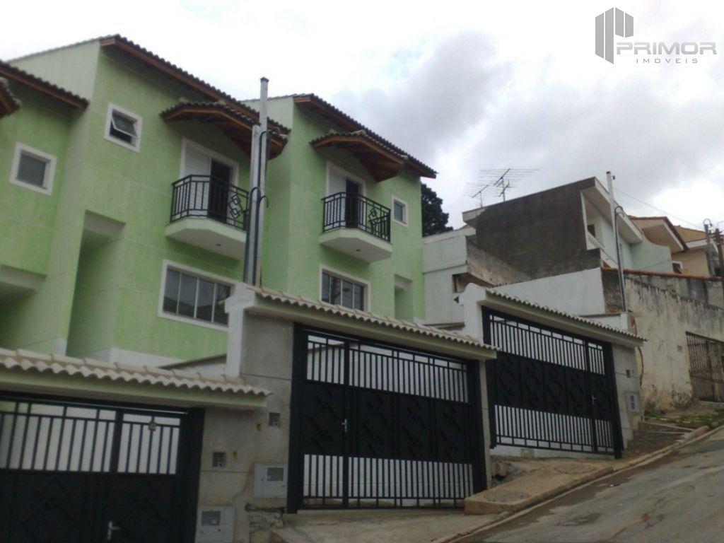Sobrado  residencial para locação, Vila Pedra Branca, São Paulo.