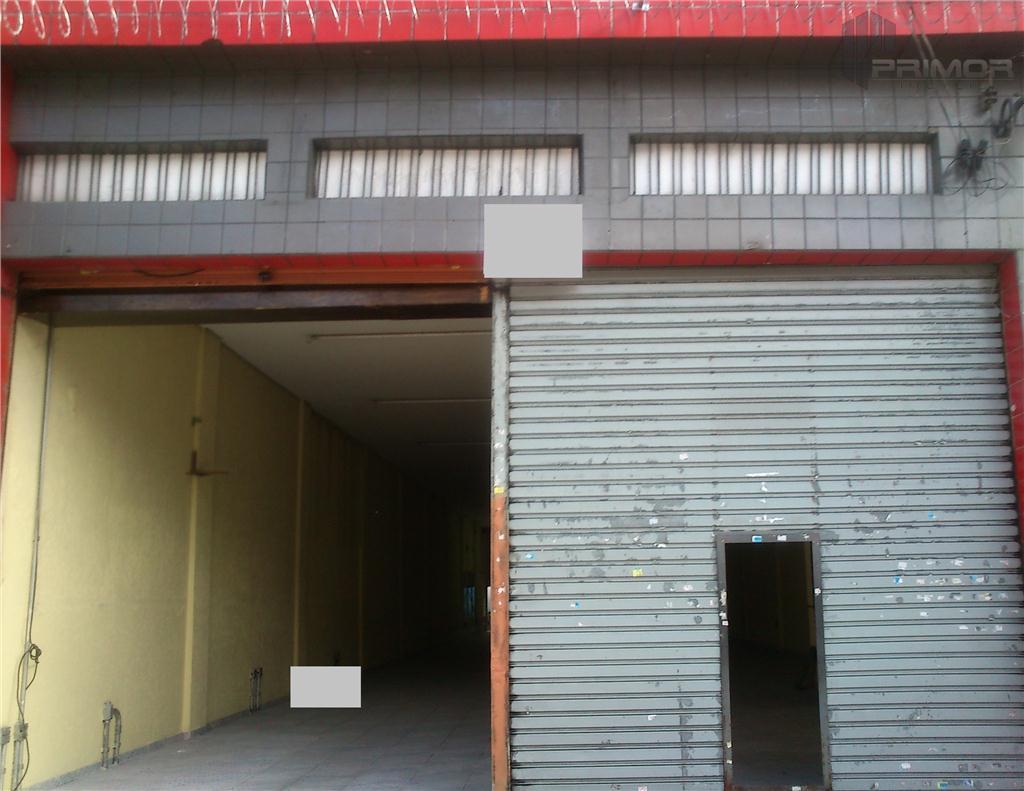 Salão  comercial para locação, Carandiru, São Paulo.