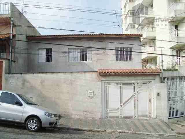 Sobrado residencial à venda, Mandaqui, São Paulo - SO0064.