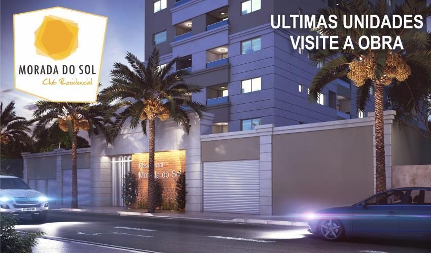 Apartamento residencial à venda, São Vicente, Itajaí - AP0226.