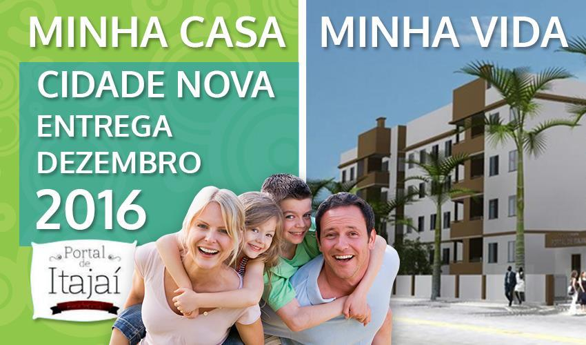 Apartamento  residencial à venda MINHA CASA MINHA VIDA, São Vicente, Itajaí.