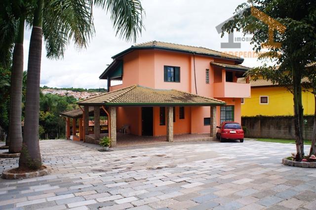 Chácara residencial à venda, Loteamento Santo Antônio, Itatiba.