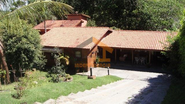Chácara residencial à venda, Parque da Fazenda, Itatiba.