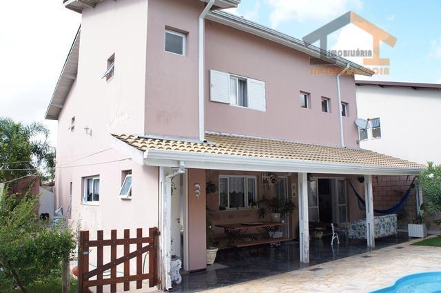 Casa residencial à venda, Condomínio Casa Grande, Louveira.