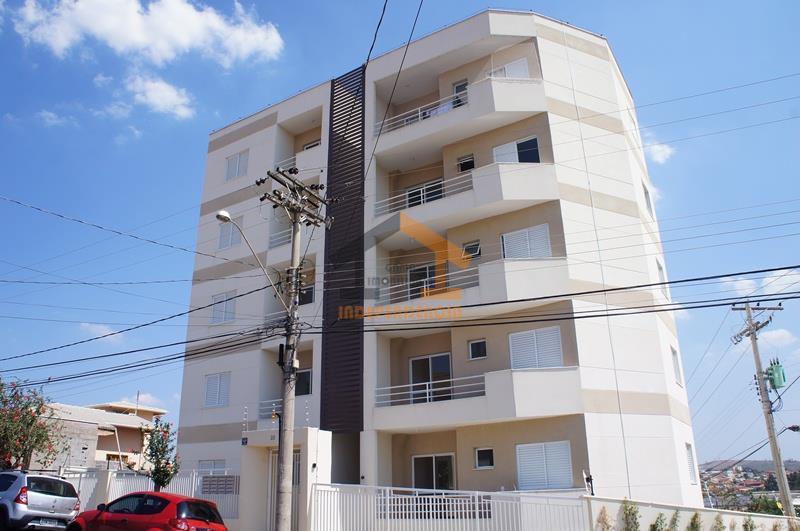 Apartamento residencial à venda, Jardim Salessi, Itatiba.
